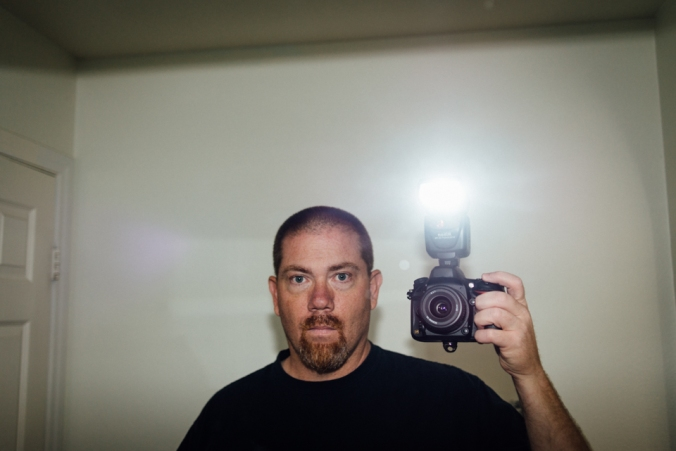 Self Portrait With Flash fb